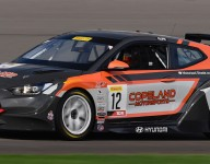 Filippi takes TCR Race 1 at LVMS, Hurczyn clinches the title