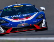 Andretti Autosport claims GT4 SprintX Race 1 victory at LVMS
