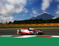 Toyota on pole for home race at Fuji