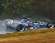 Seaber wins wet and wild Formula Mazda VIR Runoffs race