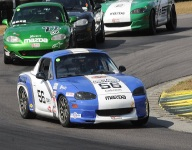 Competitive Spec Miata finale ends with first time winner