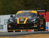 Andrew Aquilante builds a GT-2 Runoffs Championship at VIR