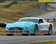 Francis claims first Runoffs championship in GT-1 at VIR