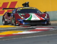 12 cars entered for WEC Rookie Test