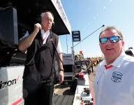What are Penske's plans for IndyCar?