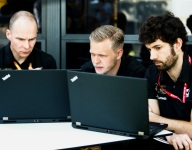 Haas to try simulator support in Abu Dhabi