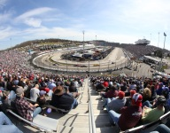 NASCAR's Phelps says boosting short-track show will be offseason focus