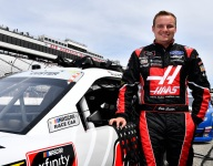 Custer to replace Suarez at SHR