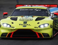 Aston Martin to GTD with Heart of Racing