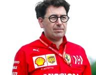 Binotto hits back at rumors of Ferrari performance loss