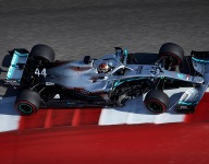 Hamilton takes blame for poor qualifying performance