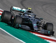 Bottas claims pole in tight qualifying bout at COTA