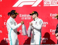 Mixed feelings for Bottas after USGP win but title hopes end