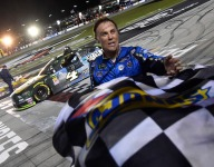 Harvick ties with Stewart on all-time win list