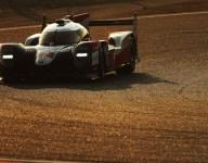 Kobayashi, Toyota reclaim the top spot in Shanghai Practice 3