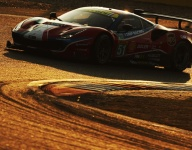 AF Corse loses Shanghai win