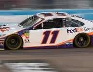 Fired-up Hamlin gets Cup Series must-win in Phoenix