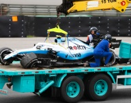 Water on track from another car led to wreck - Kubica