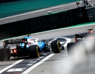 Verstappen overcame Williams pit scare en route to win