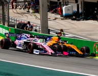 Hamilton penalty confirmed, but Sainz under investigation