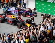 Verstappen, Gasly make Honda 1-2 in Brazil