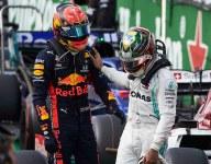 Hamilton  offered no defense to stewards over Albon clash