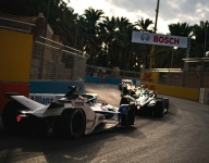 Guenther loses second place in Saudi Race 2 to penalty