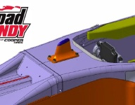 Road to Indy adopts frontal protection device