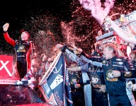 Reddick clinches back-to-back Xfinity titles with Homestead win