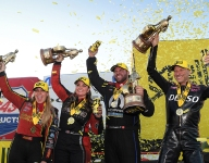 B. Force, Enders, Hagan and Smith take memorable wins in Las Vegas
