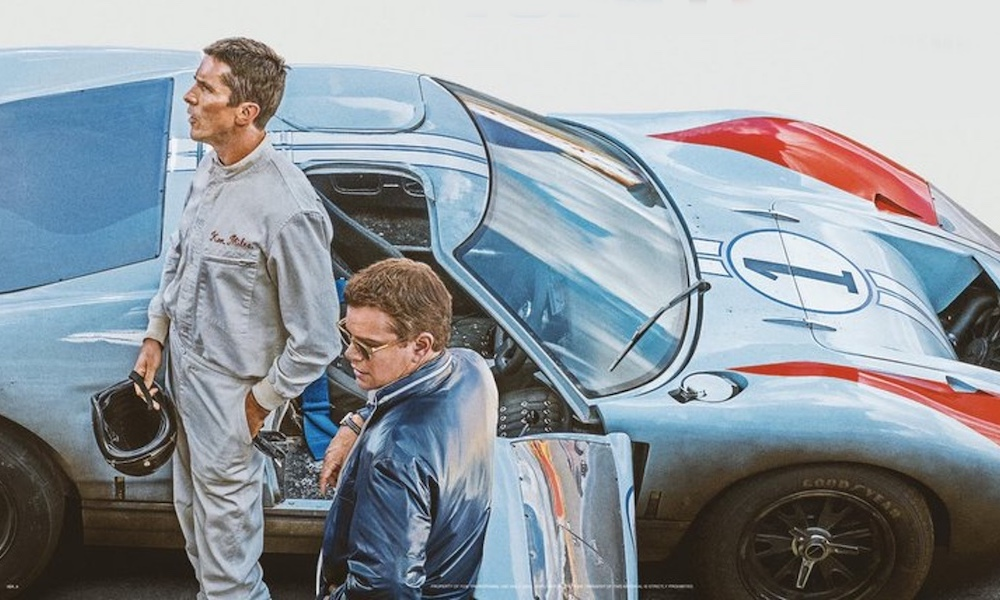 Review Ford V Ferrari Racer