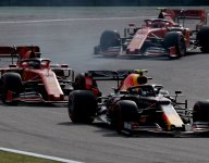 Albon showing he can fight with the best - Horner