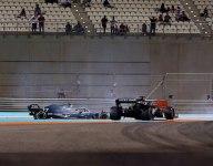 Bottas escapes with reprimand for Grosjean crash