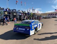 Elliott tops the charts in final Cup Series practice at ISM