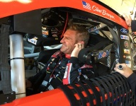 Bowyer leads opening Texas practice