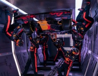 Red Bull sets another pit stop record - in zero G