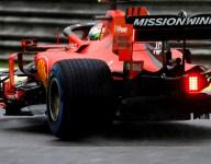 Leclerc grid drop set at 10 places