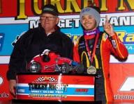 Third Turkey Night GP win for Larson
