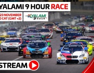 Kyalami 9H live stream