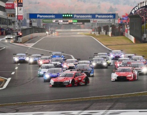 Karthikeyan wins dramatic DTM/Super GT Race 2
