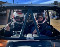 Baja 1000 with Rossi and Honda, Day 2: Dangers of a day off