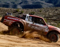 Baja 1000 with Rossi and Honda, Day 4: Taking it in stride