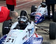 More Formula Ford action in store for Huffaker, Green at Walter Hayes Trophy