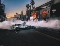 Hollywood F1 Festival image gallery