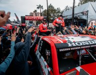 Baja 1000 with Rossi and Honda, Day 1