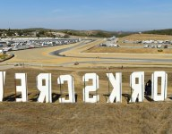 SCRAMP to be replaced as manager of Laguna Seca