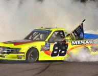 Crafton claims NASCAR Trucks title