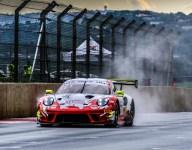 Porsche's Tandy secures Kyalami 9H pole