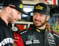 Truex surprised but understanding of Pearn's decision to leave