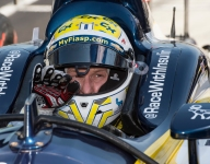 Kimball working all angles toward full-time IndyCar return